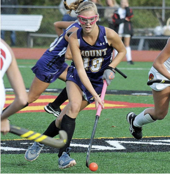 Megan Maransky, Meghan McGinley Named to MAX Field Hockey All-Pennsylvania Region Teams