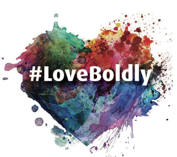 #LoveBoldly Lenten Initiative Launches at Mount