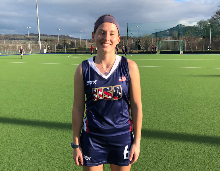Grace Wallis '18 Selected for USA Field Hockey U19 Junior National Team
