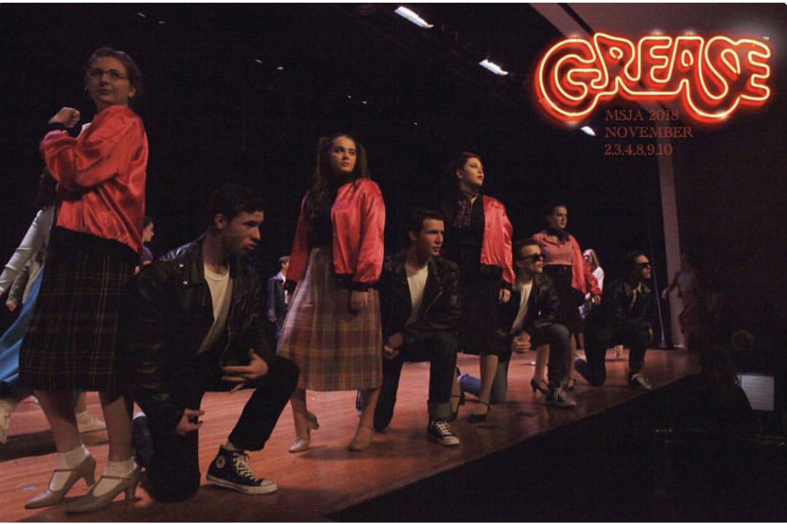 "MSJA's Production of ""Grease"" Opens This Weekend"