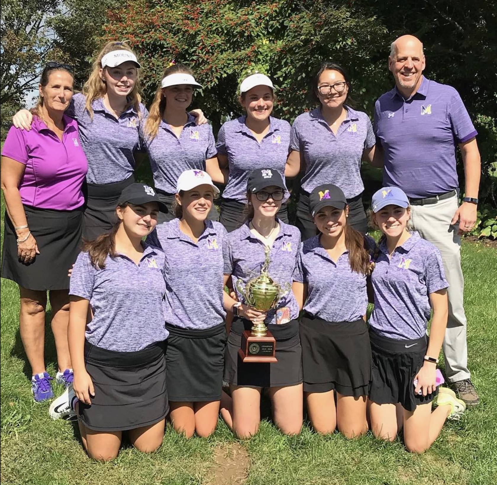 Mount Golf Wins AACA Championships