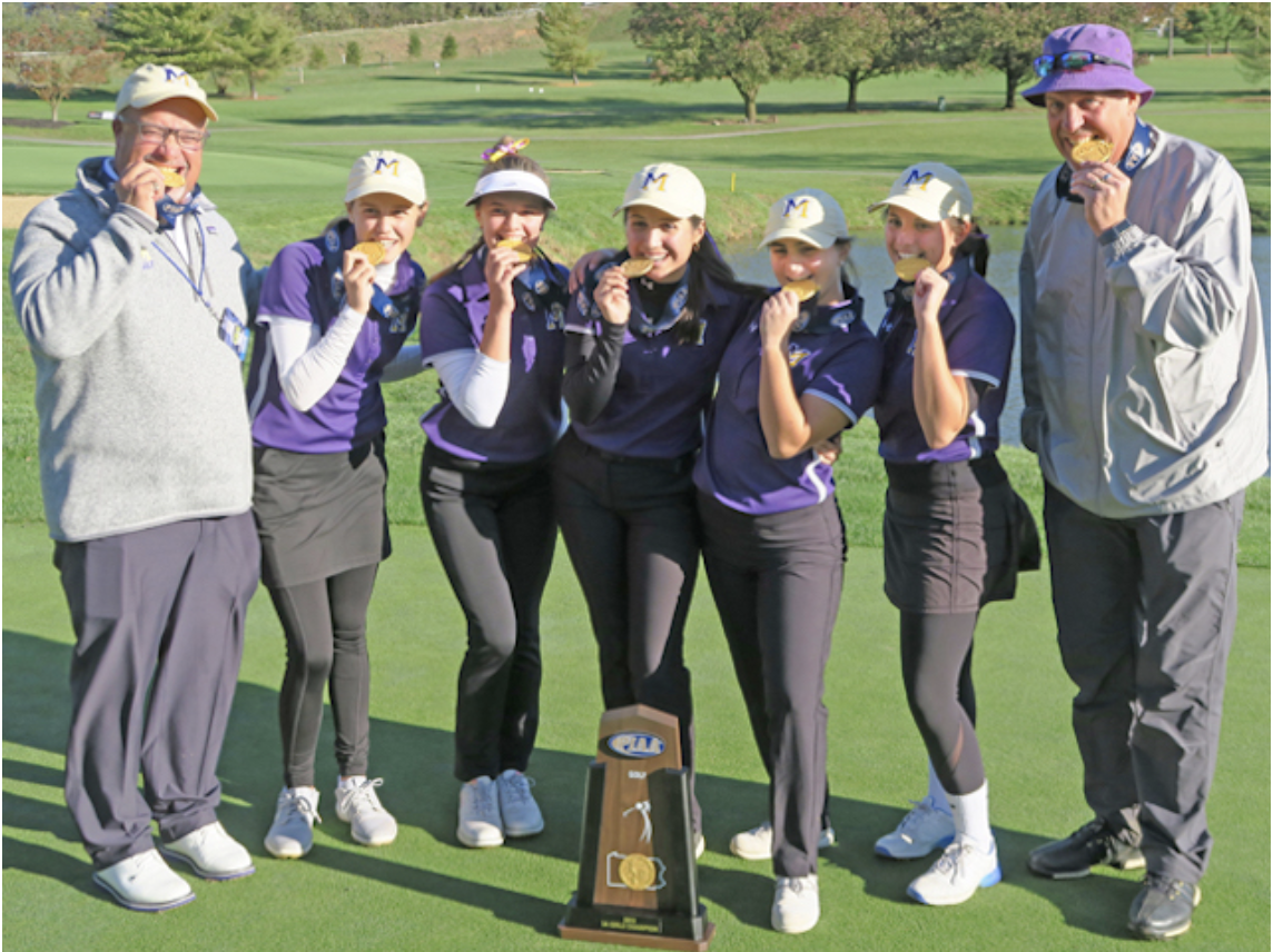 Mount Golf Wins Fourth State Championship