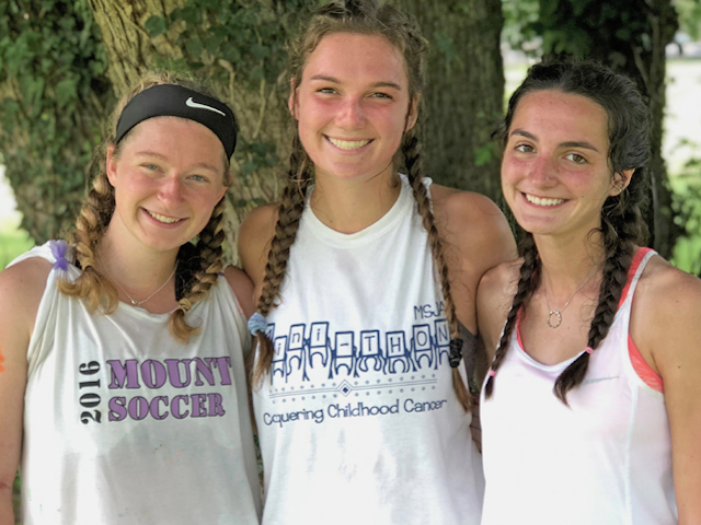 Mount soccer will field many juniors and seniors this fall