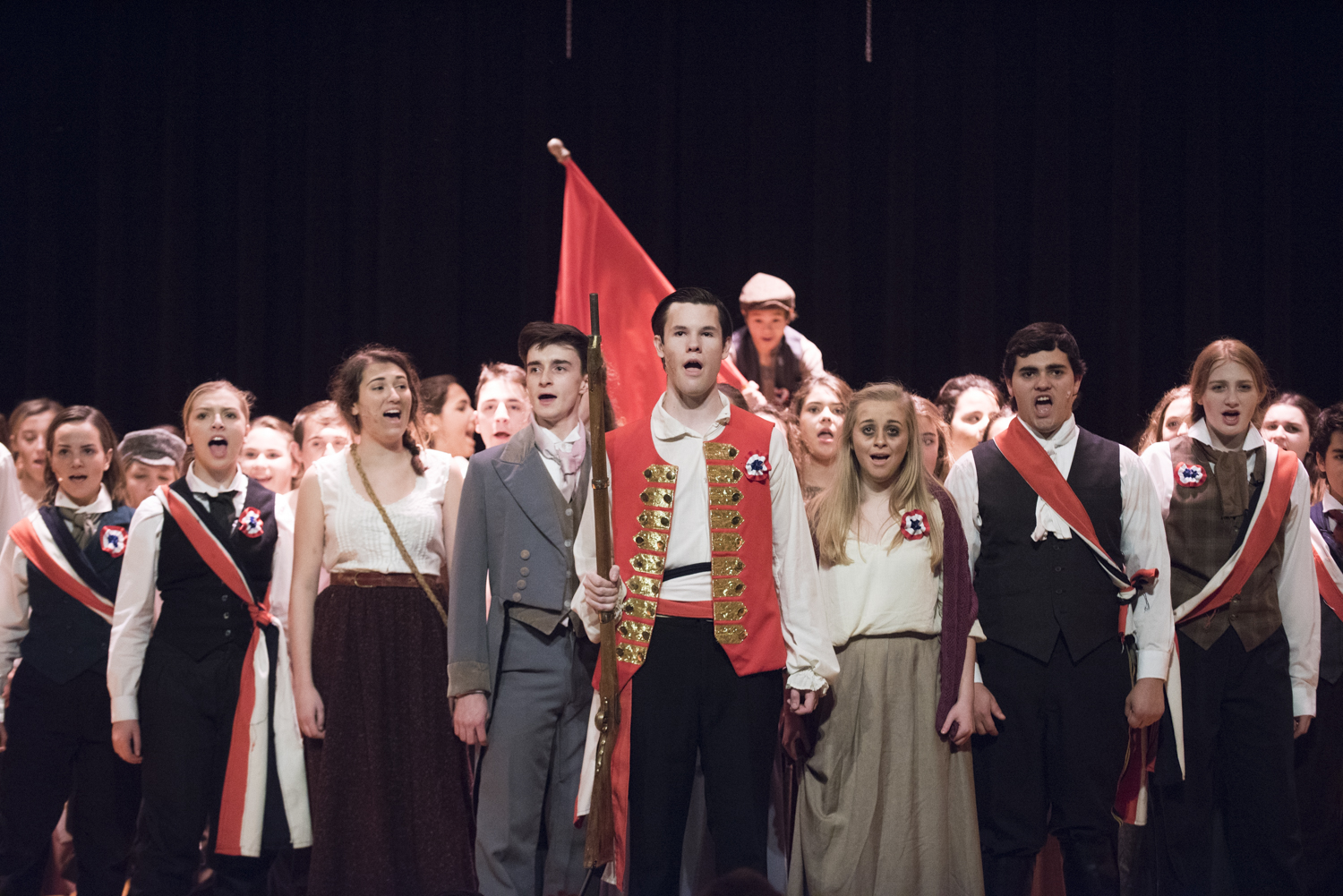 "Mount's ""Les Miserables"" Production Earns Philadelphia Independence Awards Nominations"